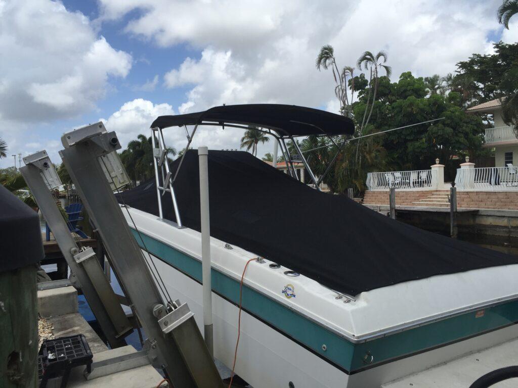 Sams Canvas Custom Boat Covers